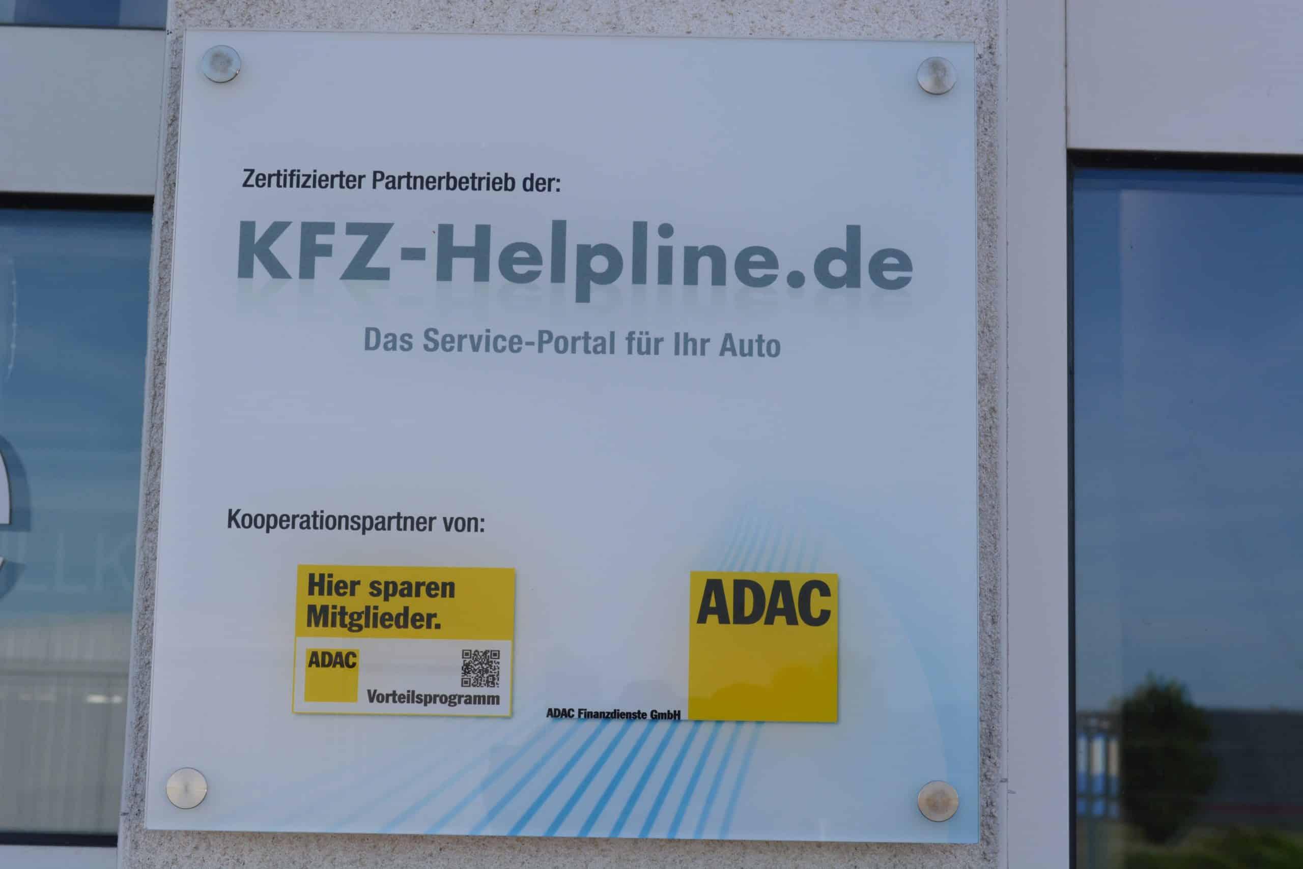 KFZ Helpline